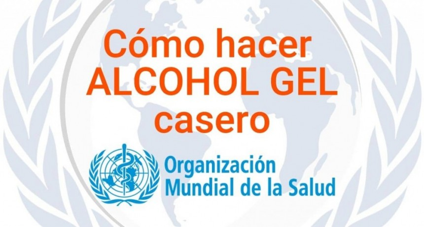 GEL DESINFECTANTE . ALCOHOL EN GEL . . .