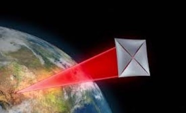 Arranca 'Breakthrough Starshot' con destino Alfa Centauri.  Fuente  muyinteresante.es