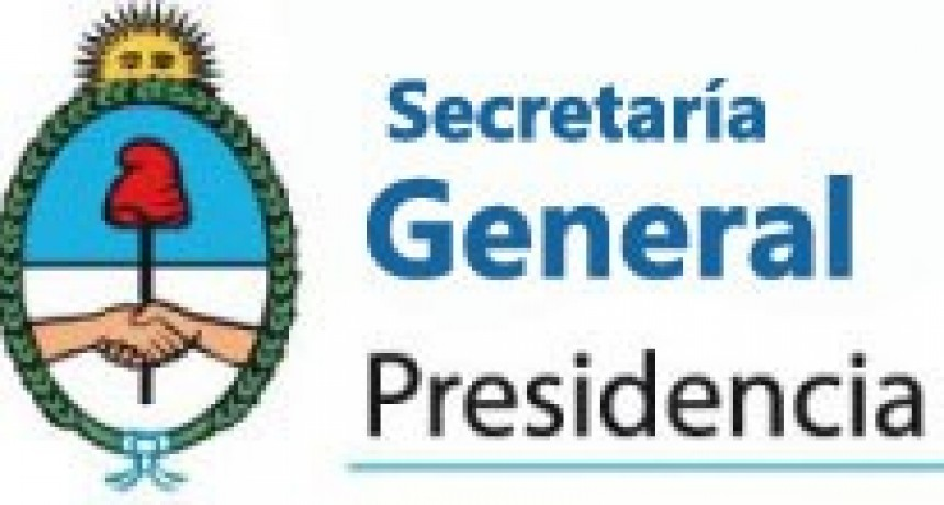 SECRETARÍA GENERAL Resolución 201/2019 .