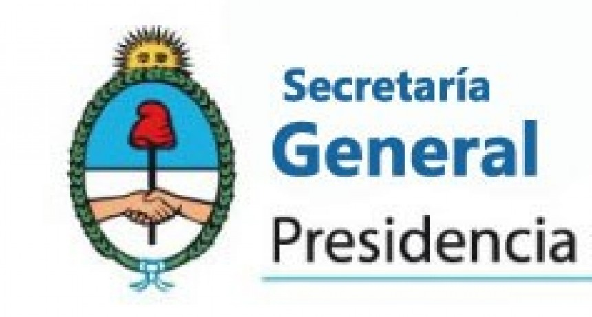 SECRETARÍA GENERAL .  Resolución 249/2019 .