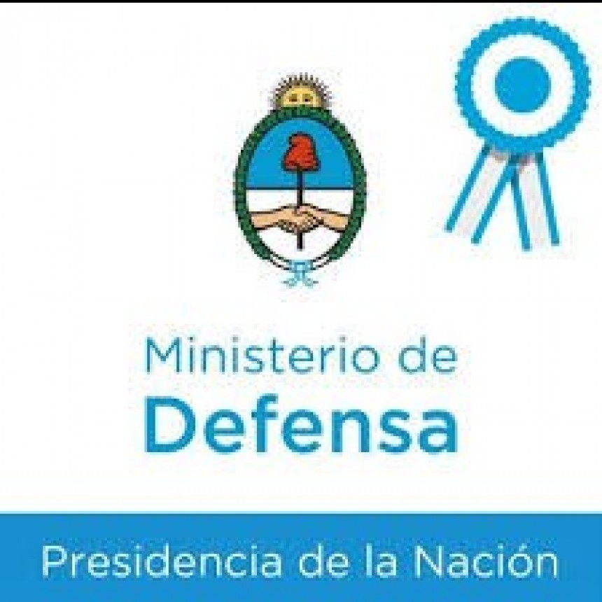 Ministerio de Defensa . . .