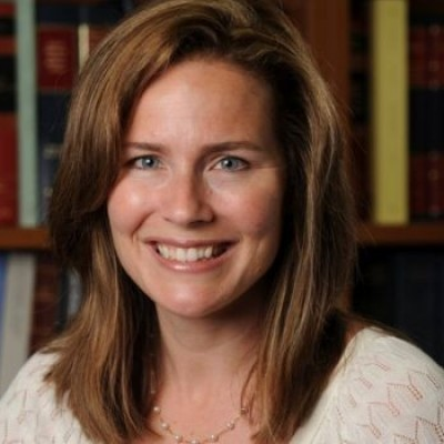 AMY CONEY BARRET.