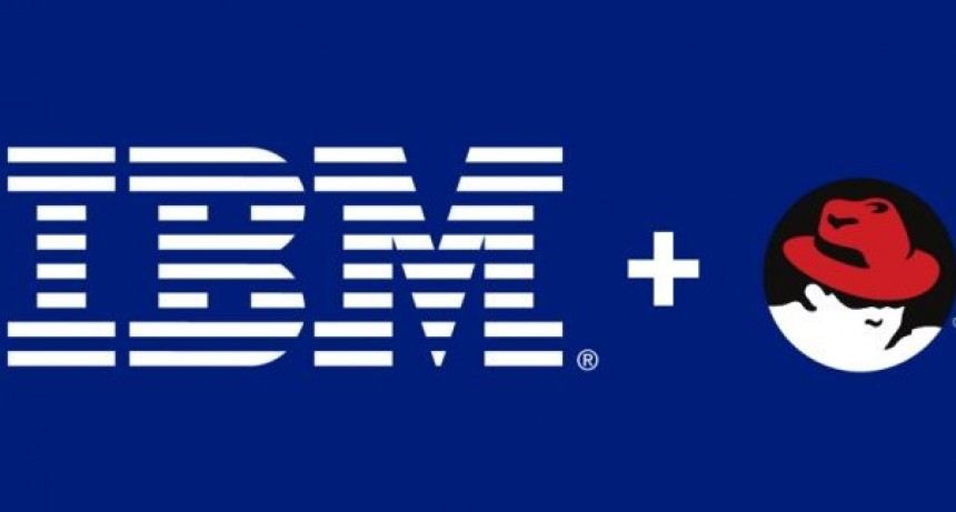 IBM anuncia la adquisición de Red Hat.